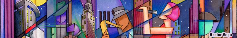 Hector Vega - JazzFest 2002